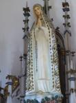 Mati Božja v Fatimski kapeli